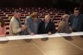 Tikšanās nobeigumā iedzīvotāji iepazinās ar KF projektā izbūvējamiem ŪK tīklu detalizētiem plāniem
