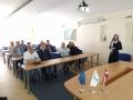 Baltkrievijas pārstāvji apmeklē SIA